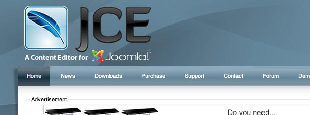 Joomla Content Editor