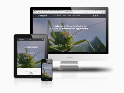 Introducing Motion - Parallax Joomla 3 Template Joomlabamboo Blog