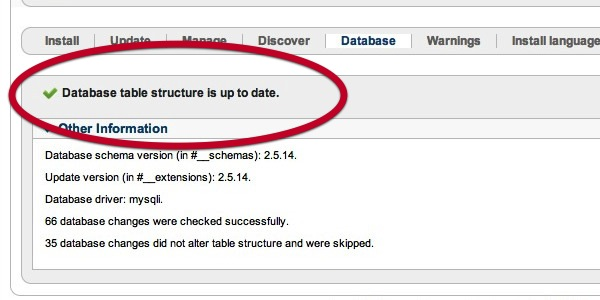 database-fix-success