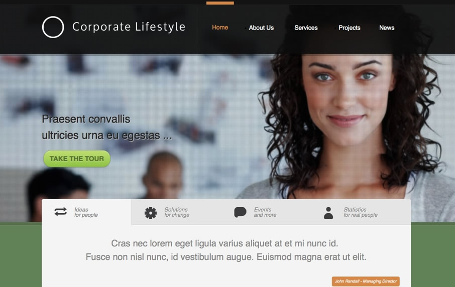 Joomla business templates corporate joomla templates joomlabamboo corporate flashek Gallery