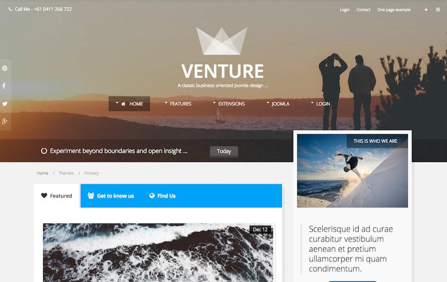Venture
